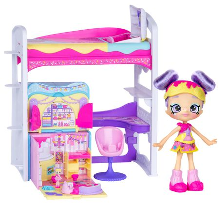 Shopkins -Lil' Secrets Series 1 - Rainbow Kate's Bedroom Hideaway - image 2 of 6