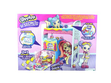 Shopkins -Lil' Secrets Series 1 - Rainbow Kate's Bedroom Hideaway - image 6 of 6