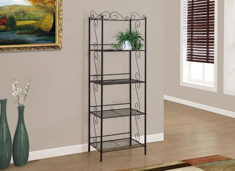 tag re monarch specialties en m tal cuivr. Black Bedroom Furniture Sets. Home Design Ideas
