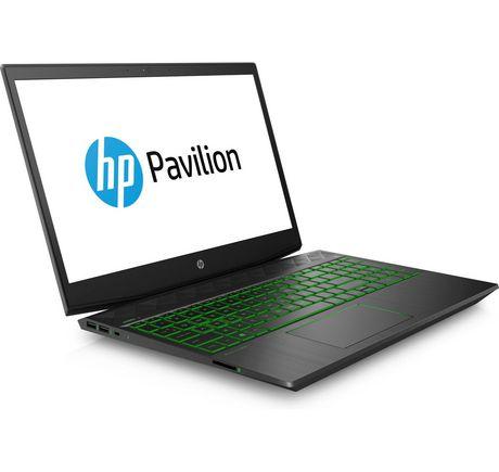 "HP Pavilion Gaming, 15.6"" FHD  Non-Touch, Intel Core™ i5-8300H, 8GB RAM, 1TB  HDD, NVIDIA® GeForce® GTX 1050, Windows 10 - image 3 de 4"