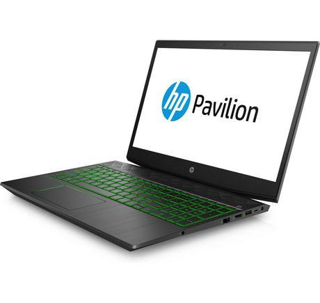 "HP Pavilion Gaming, 15.6"" FHD  Non-Touch, Intel Core™ i5-8300H, 8GB RAM, 1TB  HDD, NVIDIA® GeForce® GTX 1050, Windows 10 - image 2 de 4"