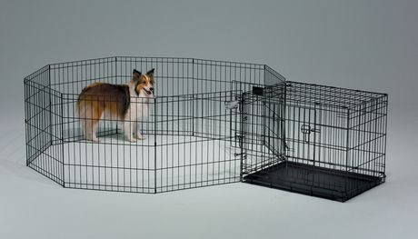 Midwest Homes For Pets 36 Quot Exercise Pen With Step Through