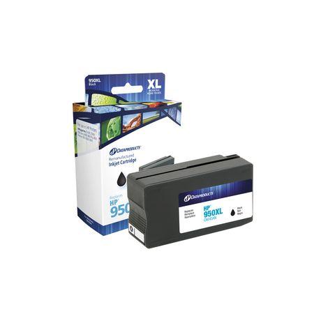 Clover Data HP 950XL High Yield Black Ink Cartridge