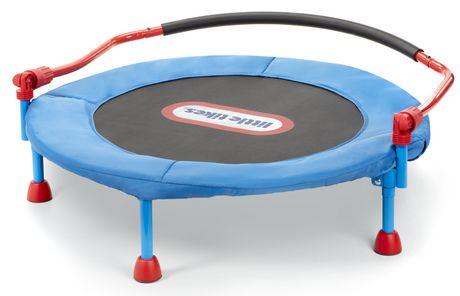 Kiddos will love bouncing on this trampoline! Hop on over to trafficwavereview.tk where you can snag this Little Tikes Easy Store 7′ Folding Trampoline with Safety Enclosure and Padded Frame for just $ shipped (regularly $) – lowest price!. This folding trampoline features a durable, high-quality pad protector to cover the springs and keep kiddos safe.