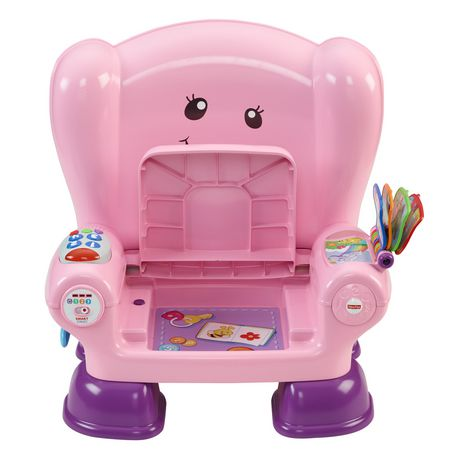 Fisher Price Laugh Learn Smart Stages Chair Walmart