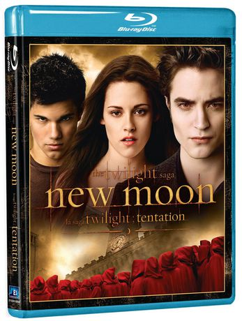Film Twilight Saga - New Moon (Blu-Ray) (Bilingue) - image 1 de 1