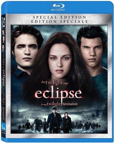 Film Twilight Saga - Eclipse (Blu-Ray) (Bilingue) - image 1 de 1