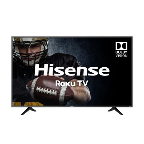"Hisense 55"" 4K Ultra HD LED Roku Smart TV (55R6209) - image 8 of 8"
