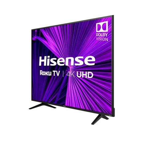 "Hisense 55"" 4K Ultra HD LED Roku Smart TV (55R6209) - image 3 of 8"