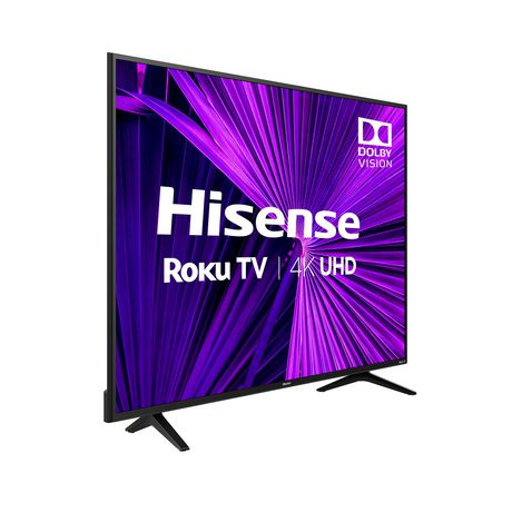 "Hisense 55"" 4K Ultra HD LED Roku Smart TV (55R6209) - image 4 of 8"