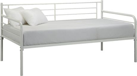 White Metal Daybed