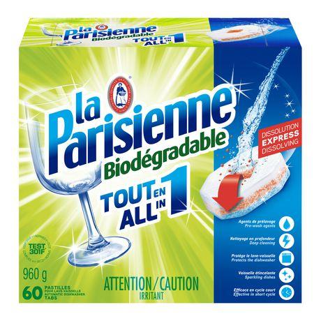 Pastilles pour lave-vaisselle La Parisienne - image 1 de 1