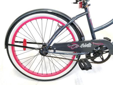 "Columbia Sterling 24"" Girl's Steel Cruiser Bike - image 5 of 6"
