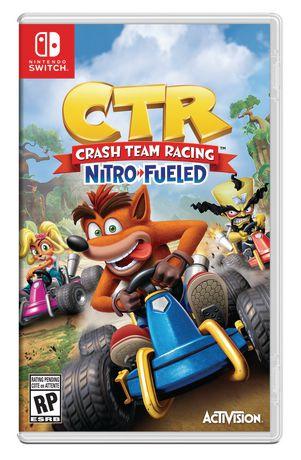 Crash Team Racing Nitro Fueled (Nintendo Switch) - image 1 of 4