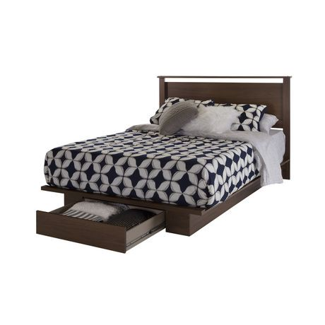 South Shore Primo 54 60 Inches Platform Bed Walmart Canada