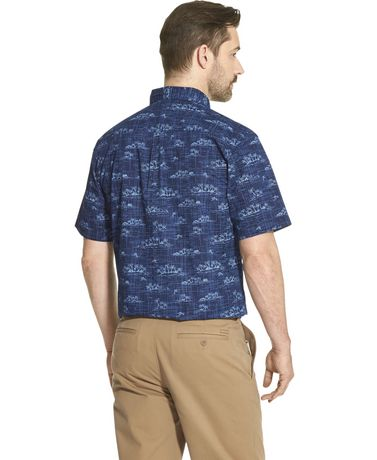 Arrow Men's Short Sleeve Casual Shirt - image 2 of 2