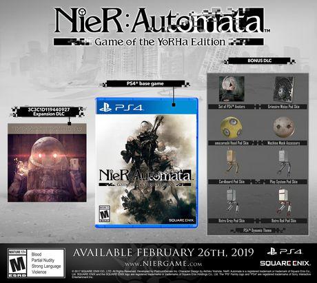 Nier: Automata (Game of the Yorha Edition) (Playstation 4) - image 2 de 8