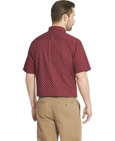 Arrow Men's Short Sleeve Casual Shirt - image 2 of 2