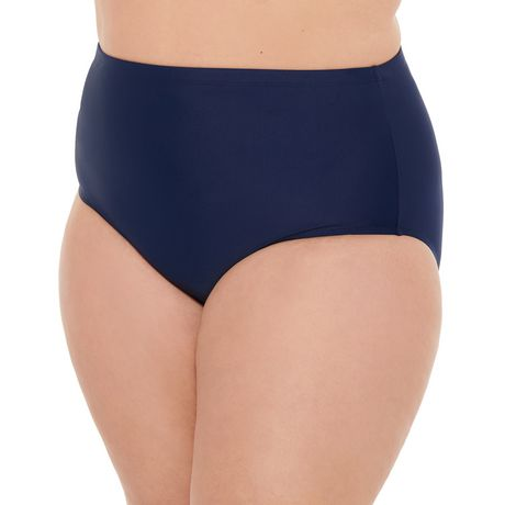 Krista Plus High Waist Swim Bottoms - image 1 of 2