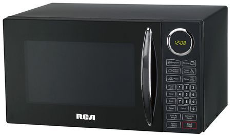 Rca 0 9 Cu Ft Microwave Oven Walmart Canada