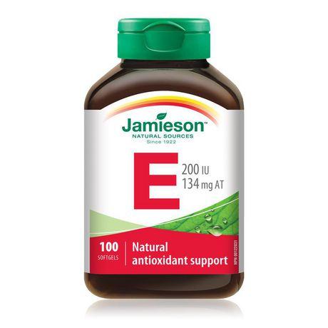 vitamin e 200