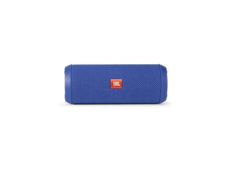 JBL Flip 3 Portable Blue Bluetooth Speaker