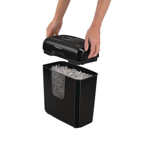 Fellowes® Powershred® 6C Cross-Cut Shredder - image 4 of 4