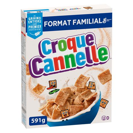 Cinnamon Toast Crunch™ Cereal Family Size - image 2 of 9