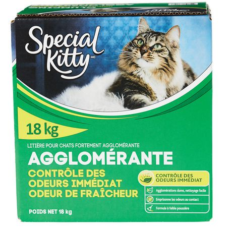 Unscented Clumping Cat Litter Canada