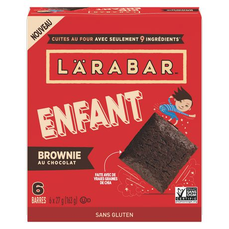 Lärabar Gluten Free Kid Chocolate Brownie - image 7 of 7