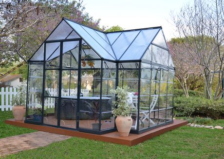 Garden Chalet Greenhouse - image 3 of 8