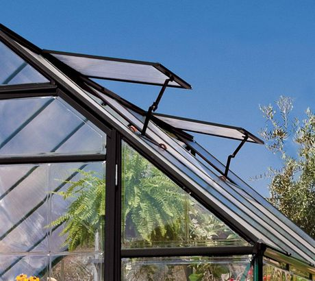 Garden Chalet Greenhouse - image 6 of 8