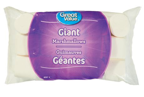 Guimauves géantes Great Value - image 1 de 3