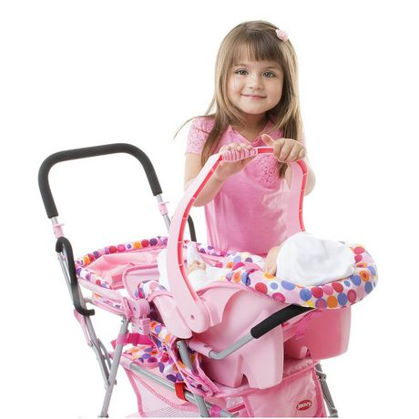 Joovy Toy Infant Car Seat - Pink - image 3 of 4