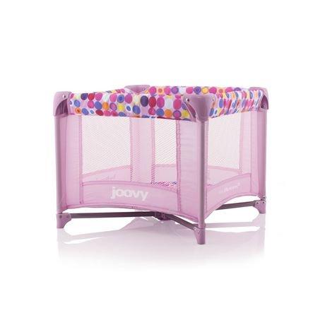 Joovy Toy Room2 Playard Pink Walmart Canada