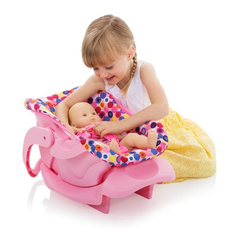 Joovy Toy Infant Car Seat - Pink - image 2 of 4