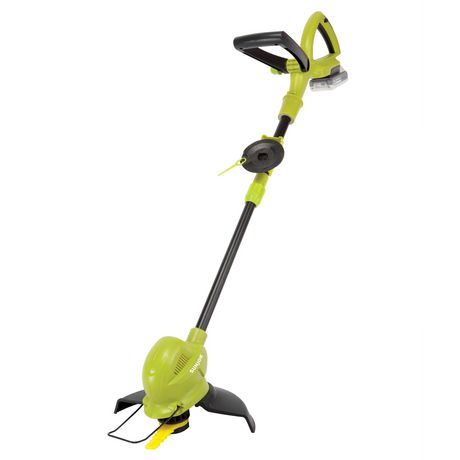 Sun Joe 24V-SB10-LTE 24-Volt iON+ Cordless SharperBlade Stringless Lawn Trimmer Kit, 10-Inch, W/ 2.0-Ah Battery and Charger - image 3 of 9