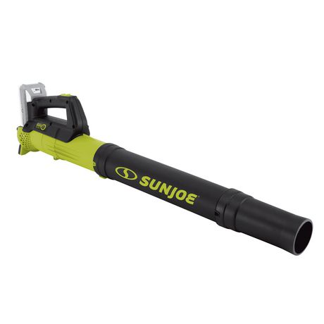 Sun Joe 24V-TB-LTE 24-Volt iON+ Cordless Compact Turbine Jet Blower Kit, 100-MPH, 280-CFM, W/ 2.0-Ah Battery and Charger - image 4 of 8