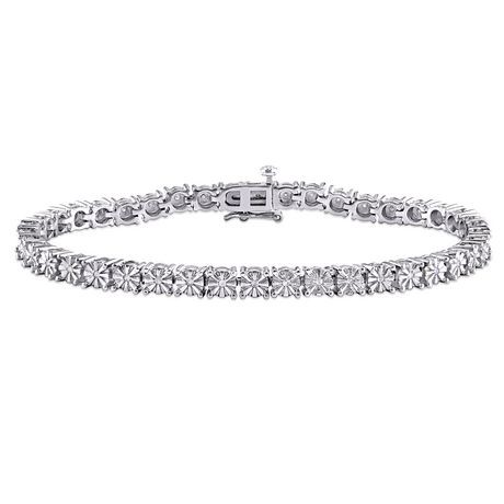 jewelry product silver bracelet shipping diamond bangle sterling watches cut mondevio bangles free