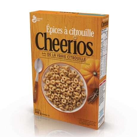 Cheerios Pumpkin Spice Cereal - image 2 of 3