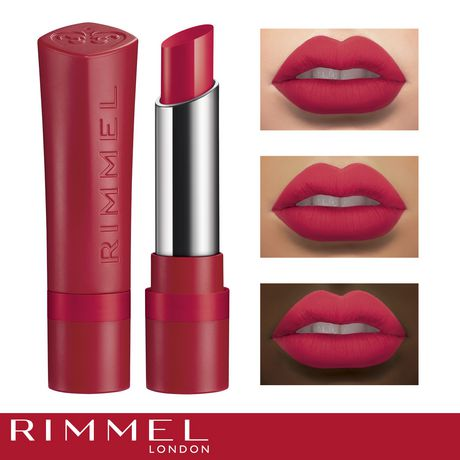 Rimmel London The Only 1 Matte Lipstick Walmart Canada