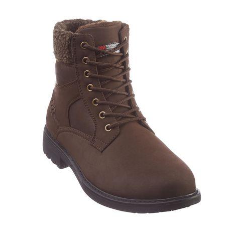 Weather Spirits Men S Winter Ankle Boots Walmart Canada