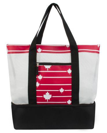 cbe8622c716d 2 in 1 - Cooler Beach Bag | Walmart Canada
