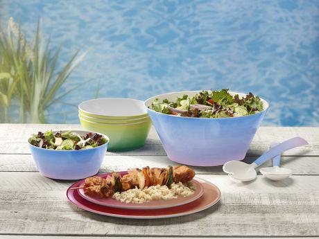 Service à salade en mélamine - image 2 de 2