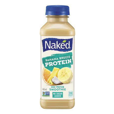 Naked Juice Protein Banana Breeze - image 1 of 1