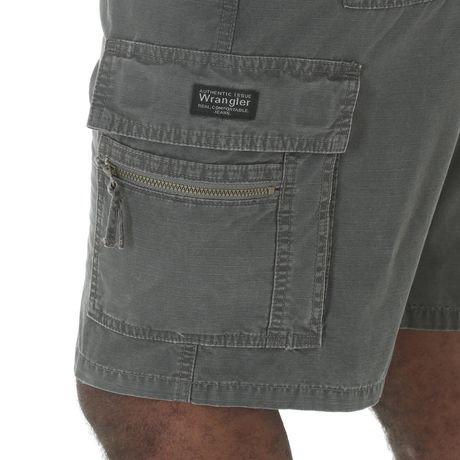 Wrangler Men's Ripstop Cargo Shorts | Walmart.ca