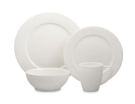 Cuisinart 16-Piece Porcelain Dinnerware Set - Tavio Collection   Walmart Canada  sc 1 st  Walmart Canada & Cuisinart 16-Piece Porcelain Dinnerware Set - Tavio Collection ...