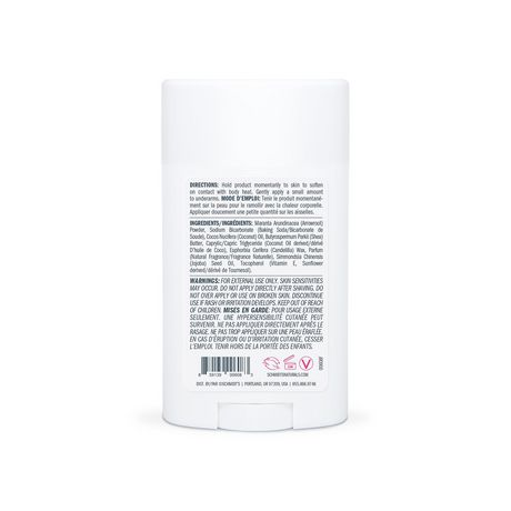 Schmidt's Rose & Vanilla Natural Deodorant Stick - image 3 of 7