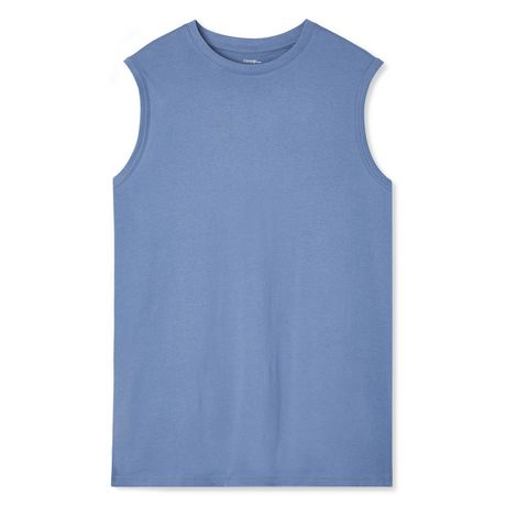 George Men's Jersey Muscle Top - image 6 of 6