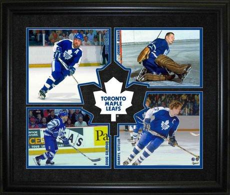 Frameworth Sports Toronto Maple Leafs Framed Hockey Hall
